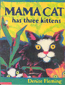 Image for Mama Cat Has Three Kittens
