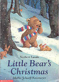 Image for Little Bear's Christmas