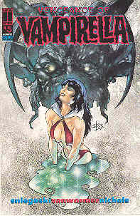 Image for Vengeance of Vampirella #5