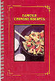 Image for Famous Chinese Recipes