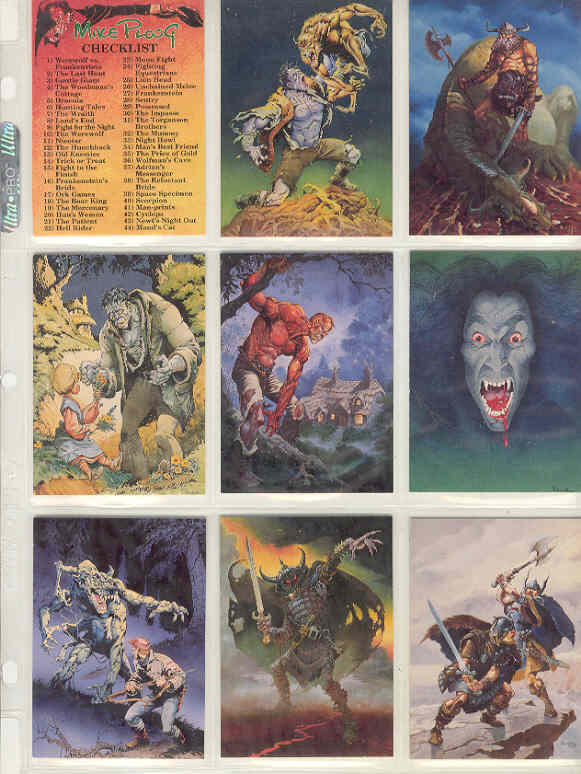 Image for Mike Ploog Trading Cards