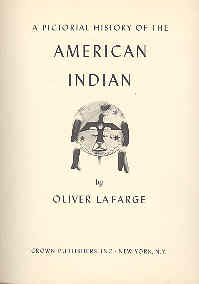 Image for A Pictorial History of the American Indian