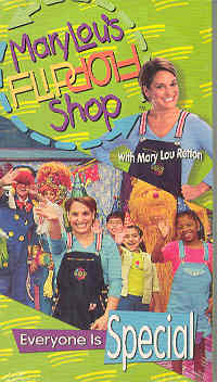 Image for Mary Lou's Flip Flop Shop Everyone is Special