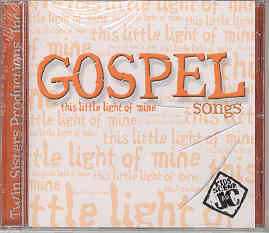 Image for Gospel Songs The Little Light of Mine