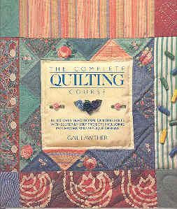 Image for The Complete Quilting Course