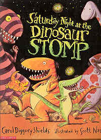 Image for Saturday Night at the Dinosaur Stomp