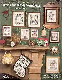 Image for Mini Christmas Samplers Collection One