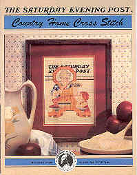 Image for The Saturday Evening Post Country Home Cross Stitch