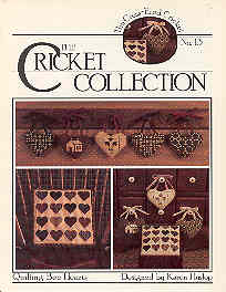 Image for Quilting Bee Hearts Cricket Collection No. 13