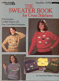Image for The Sweater Book for Cross Stitchers