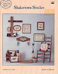 Image for Shakertown Stitches