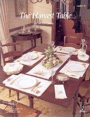 Image for The Harvest Table