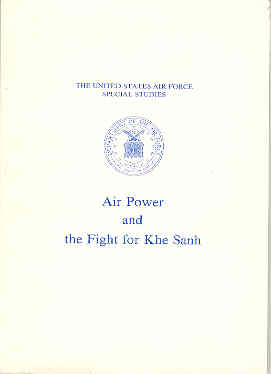 Image for Air Power and The Fight for Khe Sanh