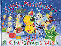 Image for Little Miss Spider: A Christmas Wish