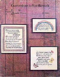 Image for Expressions in Needlework Book I