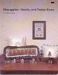 Image for Pineapples, Hearts, and Teddy Bears
