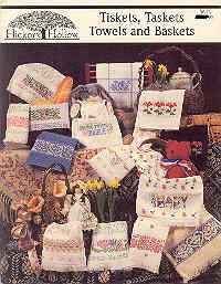 Image for Tiskets Taskets Towels and Baskets