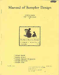 Image for Manual of Sampler Design