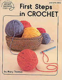 Image for First Steps in Crochet