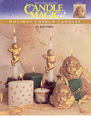 Image for Holiday Cherub Candles