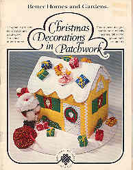 Image for Christmas Decorations in Patchwork