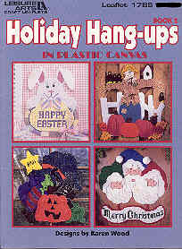Image for Holiday Hang-Ups in Plastic Canvas Book 2
