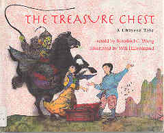 Image for The Treasure Chest: A Chinese Tale