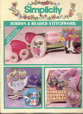 Image for Ribbon & Beaded Stitchwork