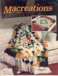 Image for Macreations More Motif Macrame
