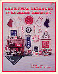 Image for Christmas Elegance in Hardanger Embroidery