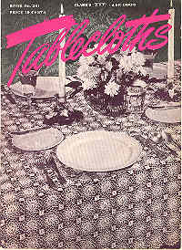 Image for Tablecloths Book No. 231