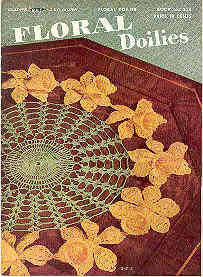 Image for Floral Doilies Book No. 258