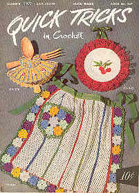Image for Quick Tricks in Crochet Book No. 267