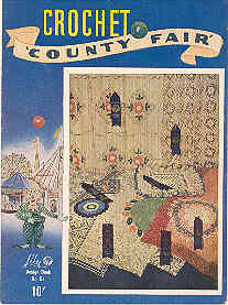 Image for Crochet County Fair Book No. 51