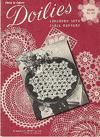 Image for Doilies Book No. 147