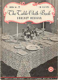 Image for The Table Cloth Book No. 9