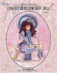 Image for Crochet Heirloom Baby Doll Volume 3