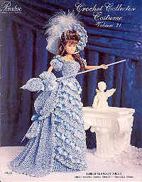 Image for Crochet Collector Costume Volume 21 1883 Afternoon Dress