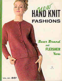 Image for New Hand Knit Fashions