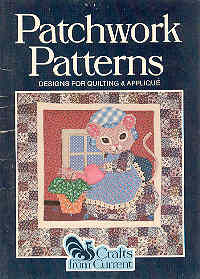 Image for Patchwork Patterns Designs for Quilting & Applique