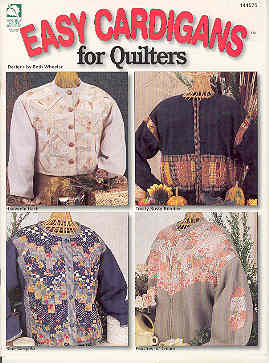 Image for Easy Cardigans for Quilters