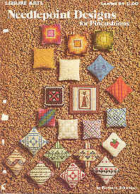 Image for Needlepoint Designs for Pincushions