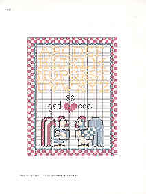 Image for Country Wedding Sampler
