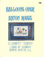 Image for Balloons Over Baton Rouge