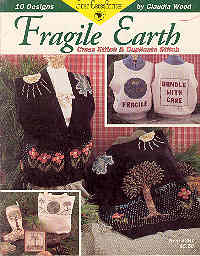 Image for Fragile Earth Cross Stitch Duplicate Stitch