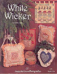 Image for White Wicker