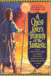 Image for A Quest-Lover's Treasury of the Fantastic