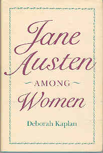 Image for Jane Austen Among Women