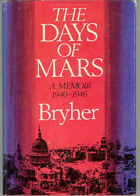 Image for The Days of Mars: A Memoir, 1940-1946