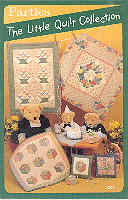 Image for Parties The Little Quilt Collection